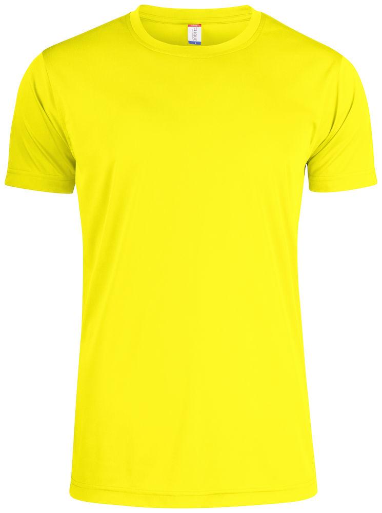 Basic Active-T Huomio keltainen