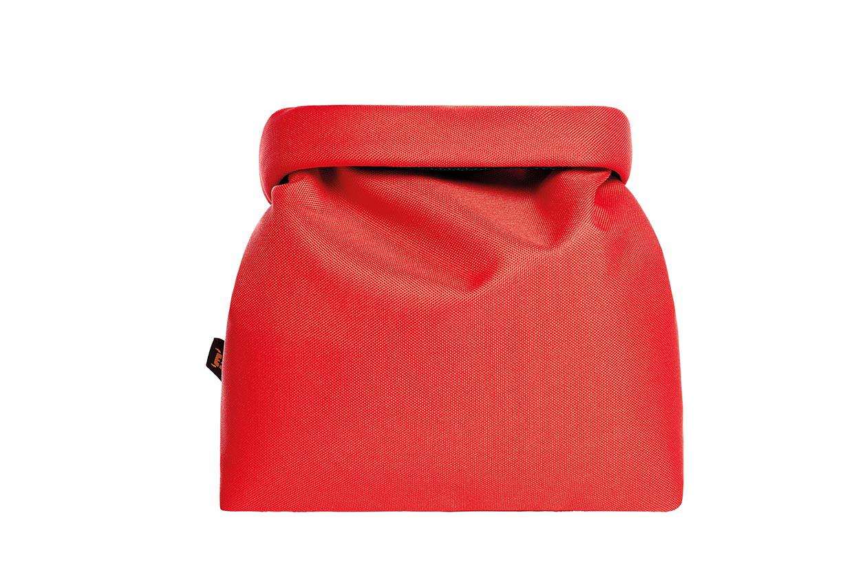 Kylmäpussi punainen